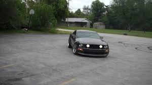 Black 2007 Mustang Gt 2007 Mustang Gt Donut Youtube