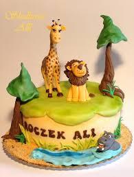 15 creative birthday cakes for kids safari cakes cake and