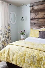 Yellow And Grey Bedroom Decor Guest Bedroom Gray White And Yellow Guest Bedroom Frugal