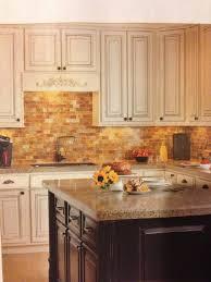 mirror backsplash tile 25 stylish galley kitchen designs