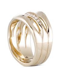fossil verlobungsringe fossil ring edelstahl vergoldet günstig valmano