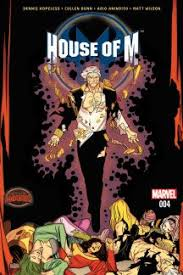 house of m house of m 2015 4 comics marvel