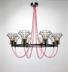 queen cage ceiling suspended chandeliers from zava architonic