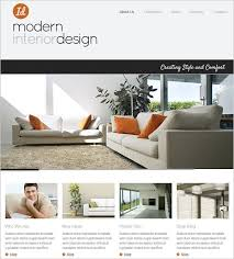 Interior Design Websites Ideas by Interior Design Website Templates Will Spice Up Your Life