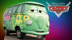 cars movie character fillmore vw bully 1 friend mcqueen