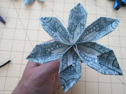 money leis how to make a money origami flower for leis asimplysimplelife
