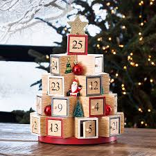 christmas advent calendar countdown to christmas advent calendar