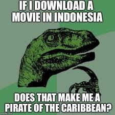 Meme Maker Indonesia - philosoraptor meme imgflip