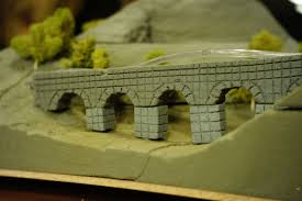 how we built a totally awesome roman aqueduct diorama stephen