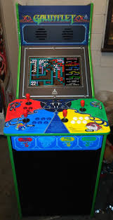 atari gauntlet arcade machine williams amusements