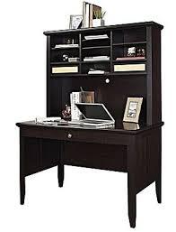 espresso desk with hutch altra amelia espresso desk and hutch home deals pinterest desk