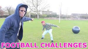 Challenge Comedyshortsgamer Football Challenges