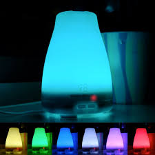 Cool Led Lights by Tripleclicks Com Humidifier With Changing Colored Led Lights Cool