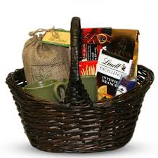 Coffee Gift Baskets How Gift Baskets Are Useful For Business Clients