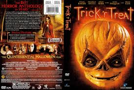 the horrors of halloween trick u0027r treat 2007 sales sheet vhs