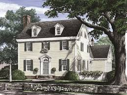 Southern House 77 Best Colonial House Plans Images On Pinterest Colonial House