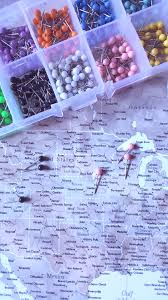 Map Tacks Where Can I Buy Push Pins Or Stickers For My Map U2013 Blursbyai