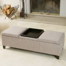 home loft concepts henderson storage ottoman u0026 reviews wayfair