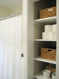 Bathroom Closet Shelves Organization Is Key So We Ve Broken A Bunch Of Ways That We