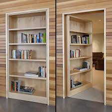 Storage Bookcase With Doors How To Elegantly Stage Your Secret Room Bookcase Door By Deforest