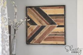 fantastic diy pallets wall ideas