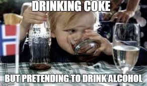 Funny Coke Meme - image tagged in funny relatable alcohol coke meme imgflip