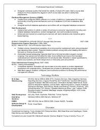 Resume For Ojt Computer Science Student 100 Science Resume Examples Teacher Resumes Samples Free Resume