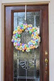 Dollar Tree Decorations For Easter by Dollar Tree Easter Wreath Dollar Tree Ideas Pinterest