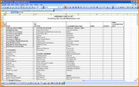 Free Spreadsheets Grand Wedding Planning Checklist Excel Wedding Budget Spreadsheet