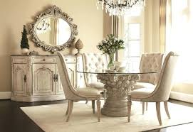 Contemporary Dining Room Furniture Uk by In Large Contemporary Glass Dining Tables Large Contemporary