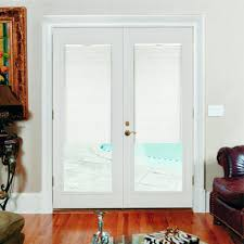 Patio Door With Blinds Between Glass by Sliding French Doors With Built In Blinds Stylish French Doors