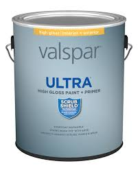 should i use high gloss paint on kitchen cabinets valspar ultra high gloss paint primer