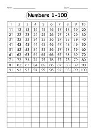 learning numbers 1 10 worksheets scalien kindergarten 1 10 image