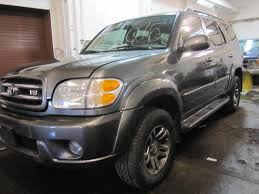 used toyota sequoia parts parting out 2003 toyota sequoia stock 140075 tom s foreign