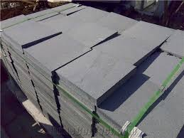 yimeng black granite paver paving stone patio floor covering