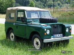 old land rover truck topworldauto u003e u003e photos of land rover series ii 88 photo galleries