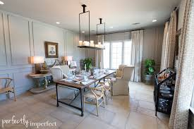 southern dining rooms southern living inspired home dining room guest room perfectly