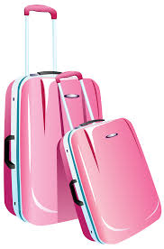 travel clipart images Pink travel bags png clipart image gallery yopriceville high png