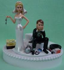 mechanic cake topper auto mechanic grease monkey tires key wedding cake topper