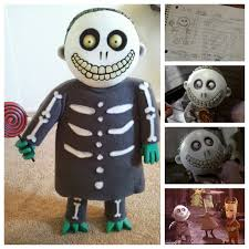 How To Make Props For Halloween by Diy Nightmare Before Christmas Halloween Props Nightmare Before