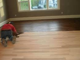 staining hardwood floors on floor with regard to refinishing