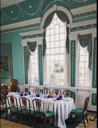 Dining In  At George Washingtons Mount Vernon HuffPost - Mount vernon dining room
