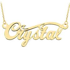 Best Name Necklace 20 Best Name Necklace Images On Pinterest Name Necklace Names