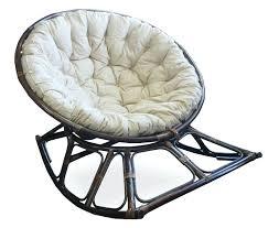 Rattan Papasan Chair Cushion Stunning Papasan Rocker Chair Cushion 22 For Your Home Pictures