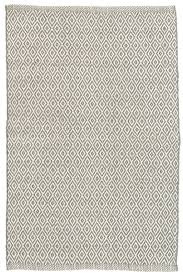 Grey And White Outdoor Rug Dash And Albert Rugs Crystal Gray White Indoor Outdoor Area Rug