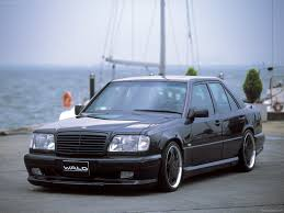 wald mercedes benz w124 e 1997
