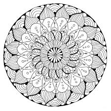 download mandala coloring pageskids coloring pages