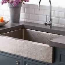 Modern Farmhouse Kitchen Sinks Native Trails - Copper farmhouse kitchen sink
