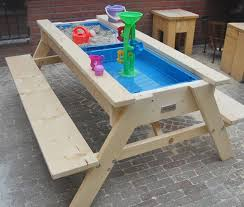 Sand Table Ideas Picnic Sand Table Home Design Garden Architecture Magazine