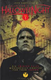 john carpenter releases halloween horror graphic novel